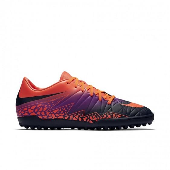 Chaussure de football Nike Hypervenom Phelon II TF - 749899-845