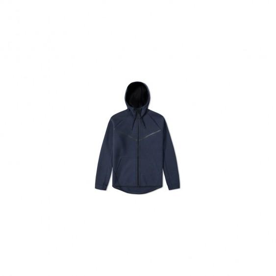 NIKE Sweat Nike Tech Fleece Windrunner - 805144-473
