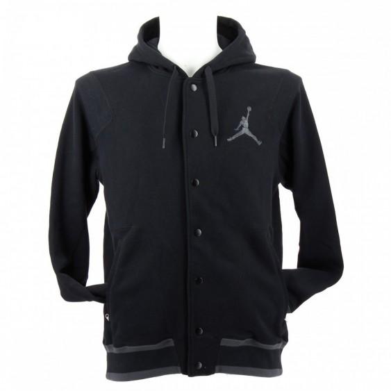 NIKE Veste Nike Jordan The Varsity Hoodie - 547693-010