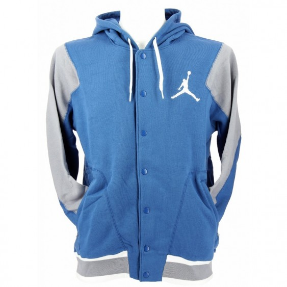 NIKE Veste Nike Jordan The Varsity Hoodie - 547693-434