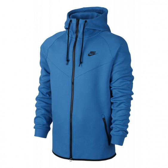 NIKE Sweat Nike Tech Fleece Windrunner - 545277-463