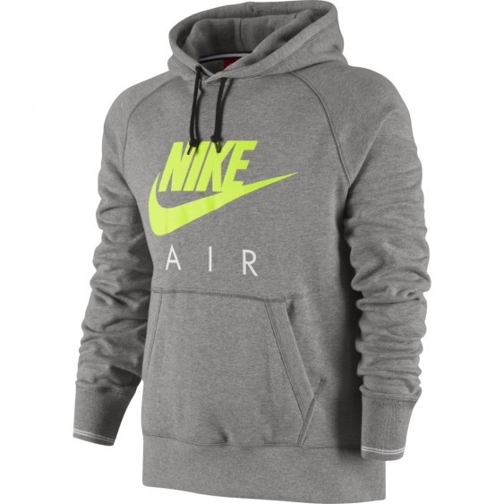 release date 2fa8b fedd8 Sweat nike AW77 French Terry Pullover Hoody
