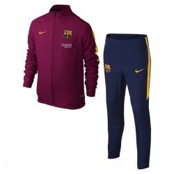 FC Barcelona Revolution Sideline Woven Junior