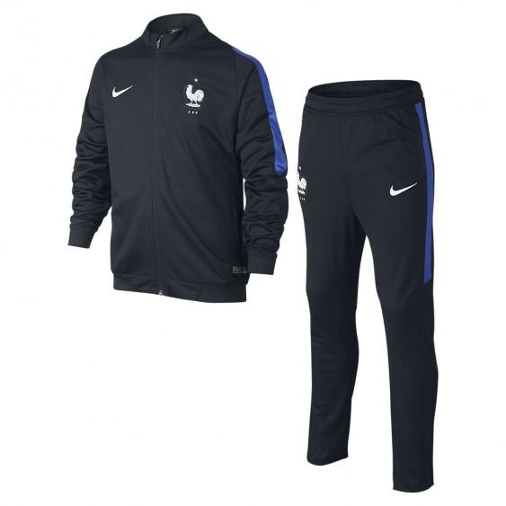 NIKE Ensemble de survêtement Nike Junior FFF Revolution Knit - 820102-475