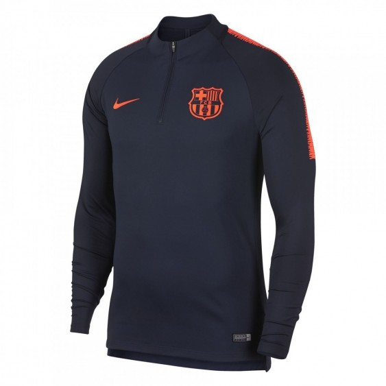 detailed pictures authentic cheapest price Maillot de football nike FC Barcelona Dry Squad Drill Junior