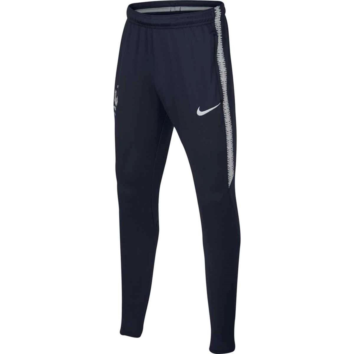 good quality good texture popular brand Pantalon de football nike FFF Dri-Fit Squad Junior