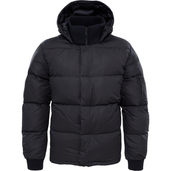 NORTH FACE T933RJJK3-S BEDFORD DWN TNF BLACK
