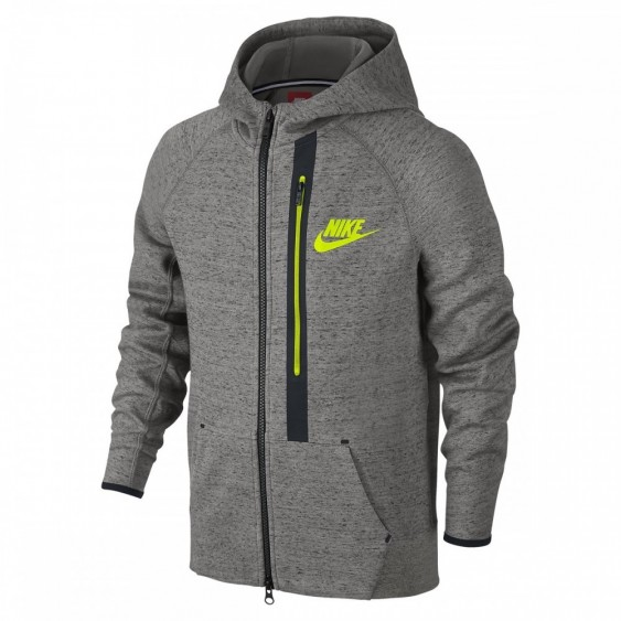 3bd93aea5f6 ... Fleece Full-Zip Hoodie Junior. NIKE 679307-063 VESTE CAPUCHE