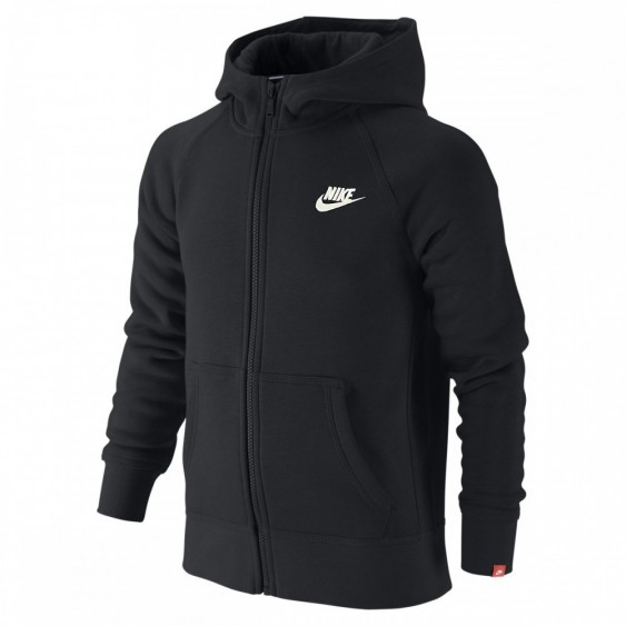 NIKE Sweat Nike Franchise Brushed Fleece - 619066-010