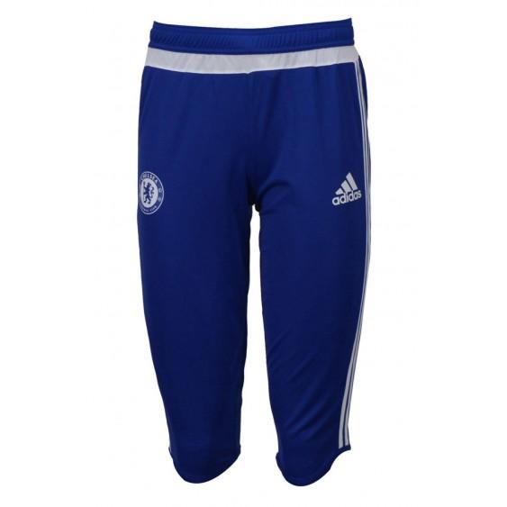 Pantacourt d'entraînement adidas Performance 3/4 Chelsea FC - S12087