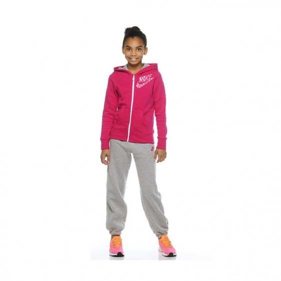 Ensemble de survêtement Nike Semi-Brushed Cuff Junior - 724290-607