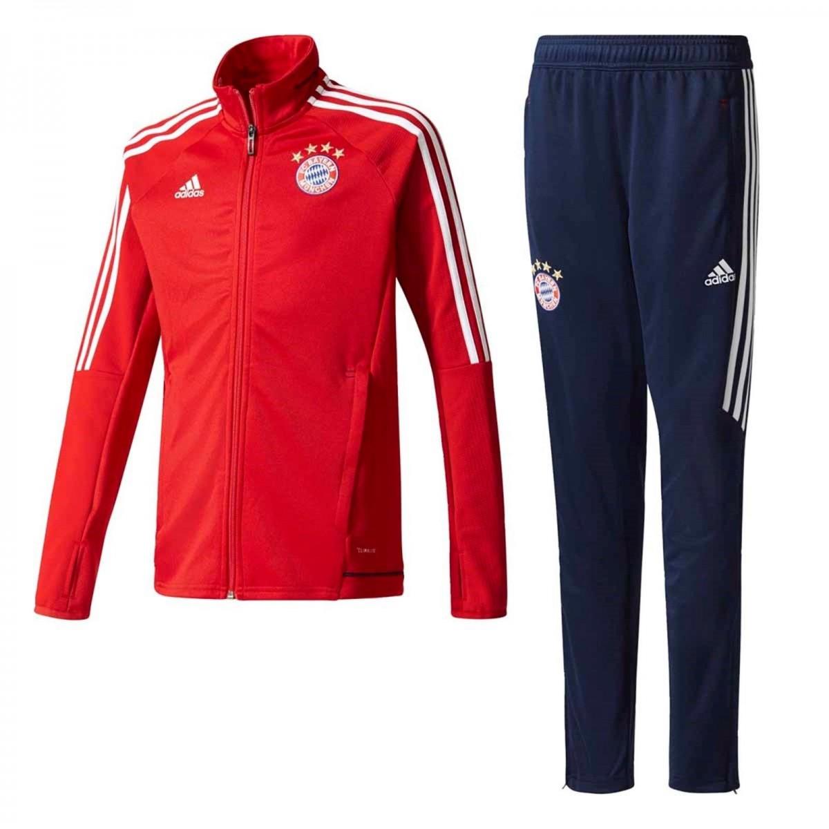 Ensemble de survêtement adidas performance FC Bayern Munich