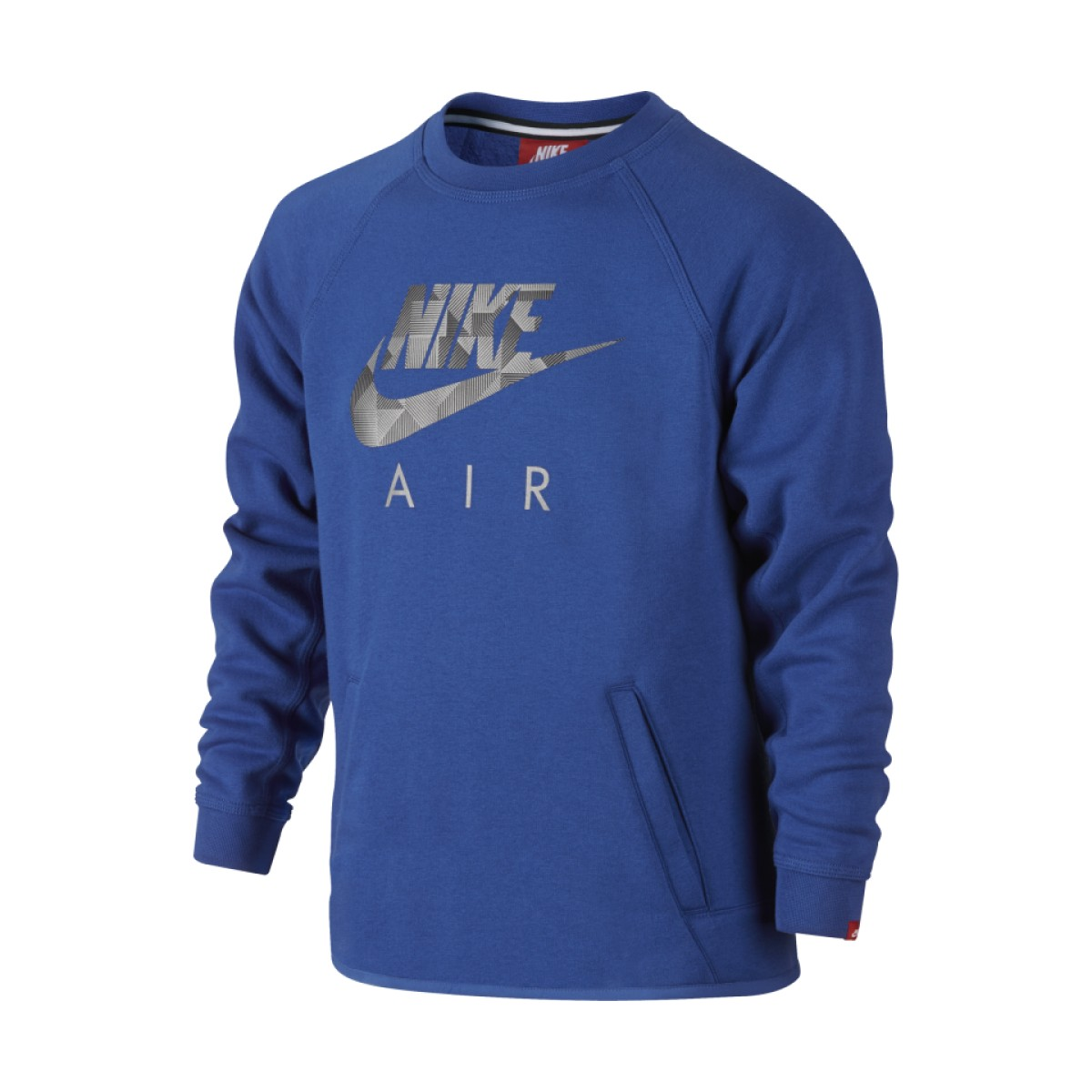 SWEAT NIKE JUNIOR AIR RAS DU COU NIKE Junior Vêtements