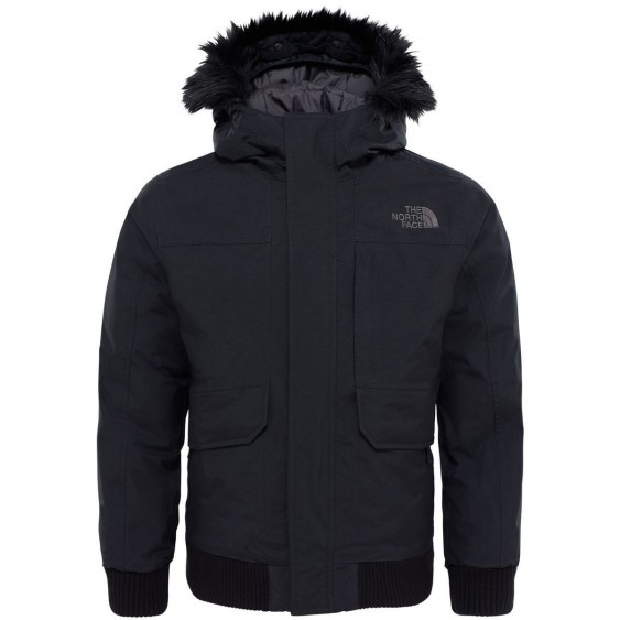 NORTH FACE T934QBJK3 GOTHAM DOWN JACKET