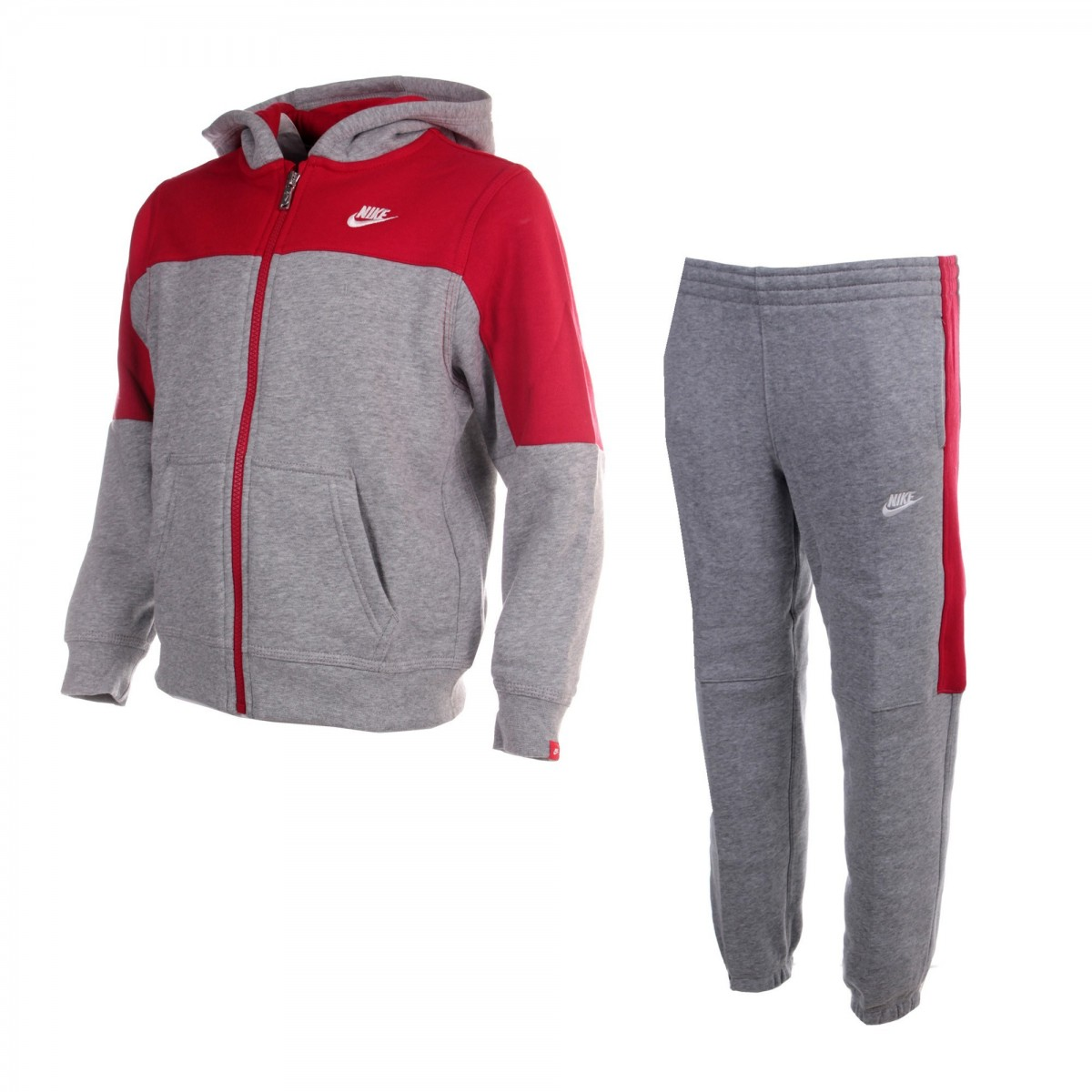 93d64325f3b64 Ensemble de survêtement nike Franchise Junior