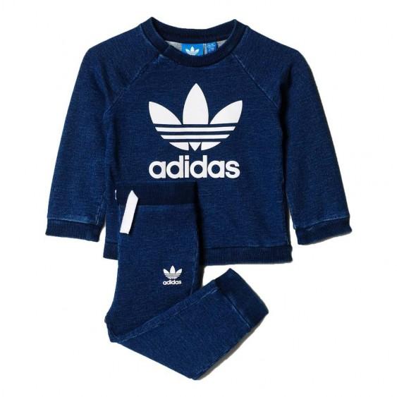 Sweater I Denim Bébé
