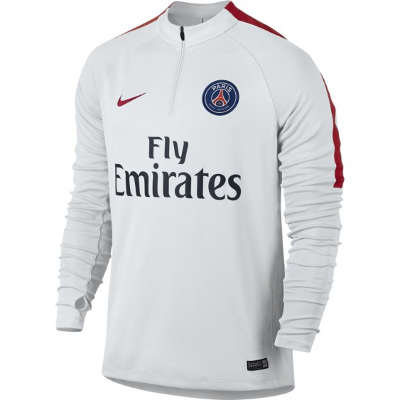 Paris Saint-Germain Drill Top Junior