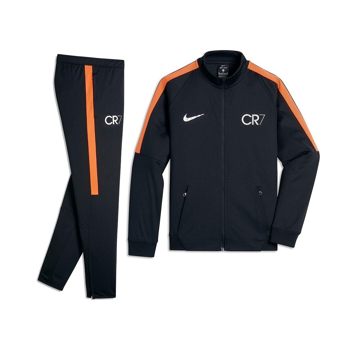Survêtement Nike CR7 Noir Junior | Boutique 100% Sport
