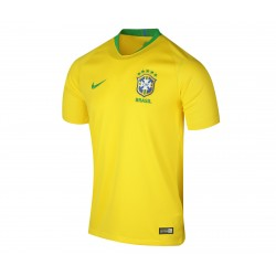 Brazil CBF Stadium Home 2018 Junior