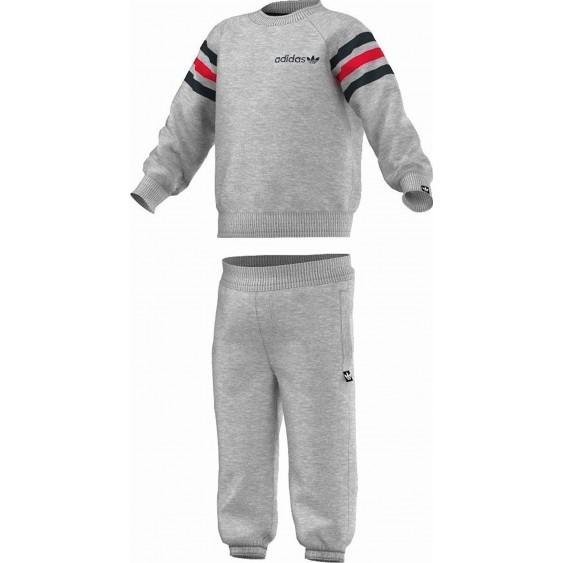 I TD Crew Suit Bébé