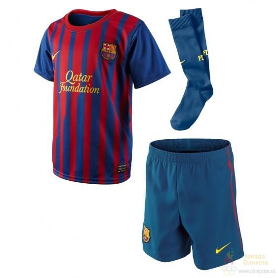 FC Barcelona Stadium Home Cadet