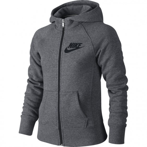 YA76 Franchise Brushed-Fleece Full-Zip Junior