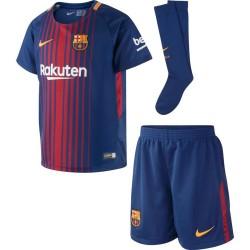 FC Barcelona Home 2017/2018 Cadet