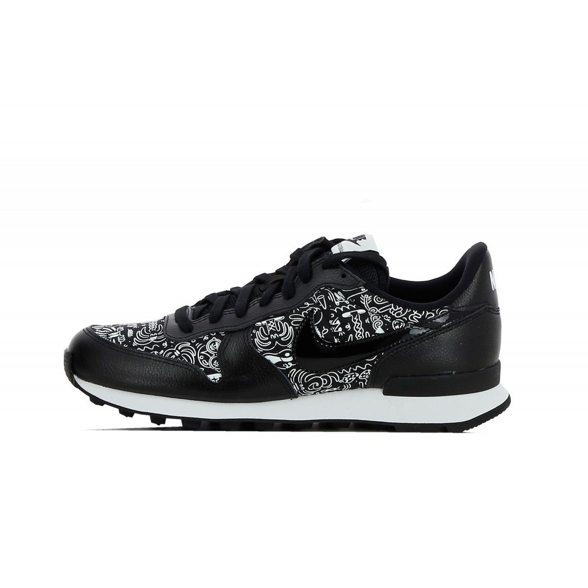 nike internationalist print femme