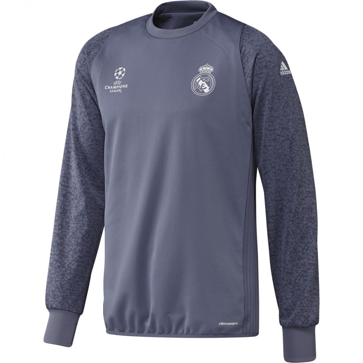 Performance Sweat Adidas Madrid Real Training Top UqzSMVpG
