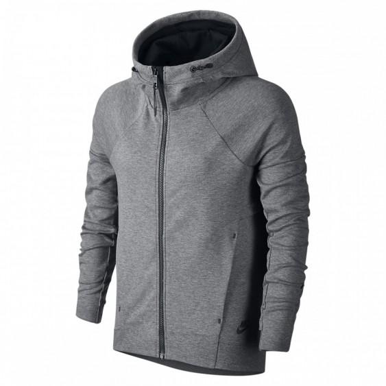 NIKE Sweat Nike Tech Fleece Full-Zip Hoody - 806329-091