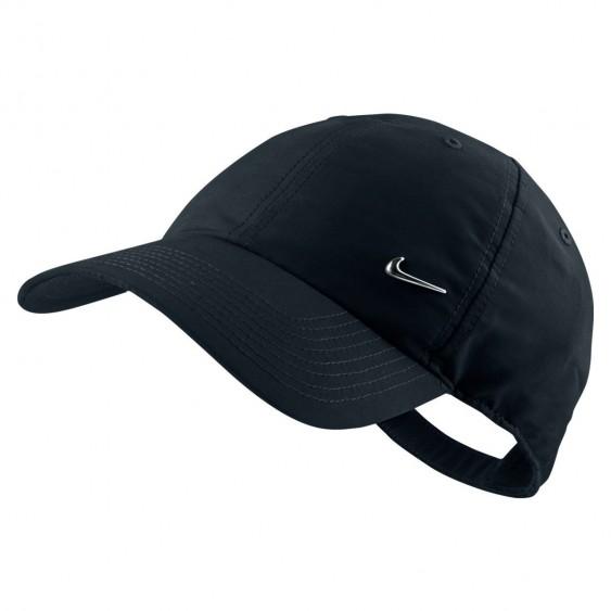 NIKE Casquette Nike Metal Swoosh Logo - 340225-010