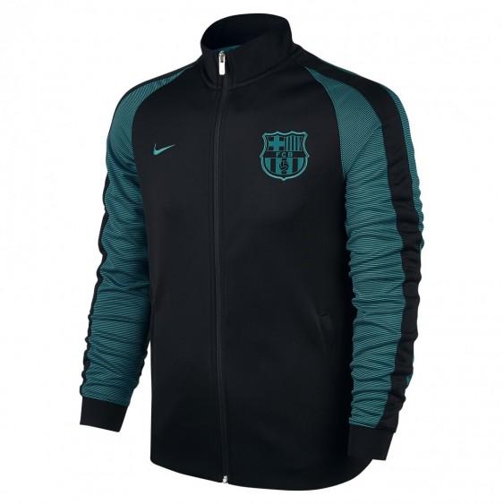 NIKE Veste de survêtement Nike Sportswear FC Barcelona Authentic N98 - 777269-014