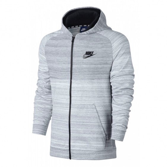 NIKE Sweat à capuche Nike Sportswear Advance 15 Full Zip - Ref. 883025-100