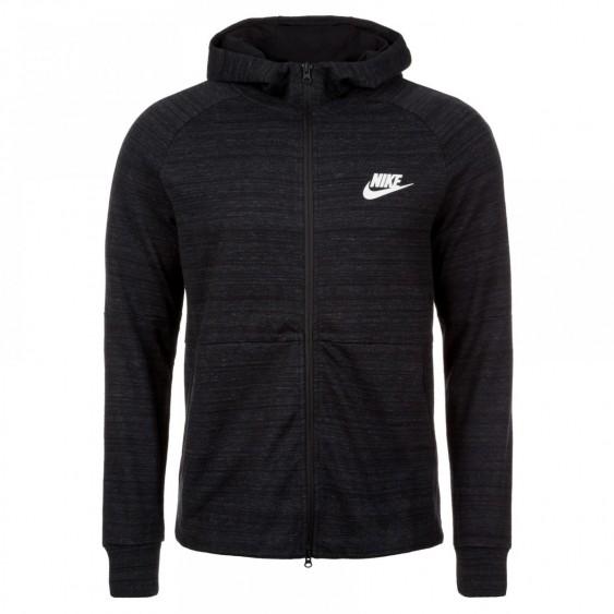 NIKE Sweat à capuche Nike Sportswear Advance 15 Full Zip - Ref. 883025-010