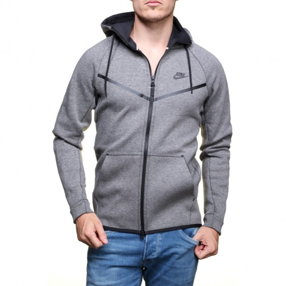 NIKE Sweat Nike Tech Fleece Windrunner - Ref. 805144-091