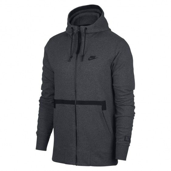 NIKE Sweat à capuche Nike Sportswear Air Force 1 - 925438-071
