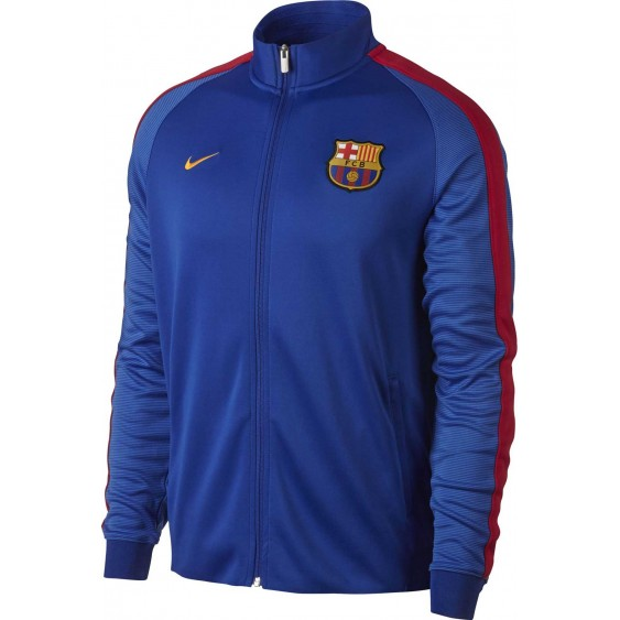 NIKE Veste Nike FC Barcelona Authentic N98 - 777269-421