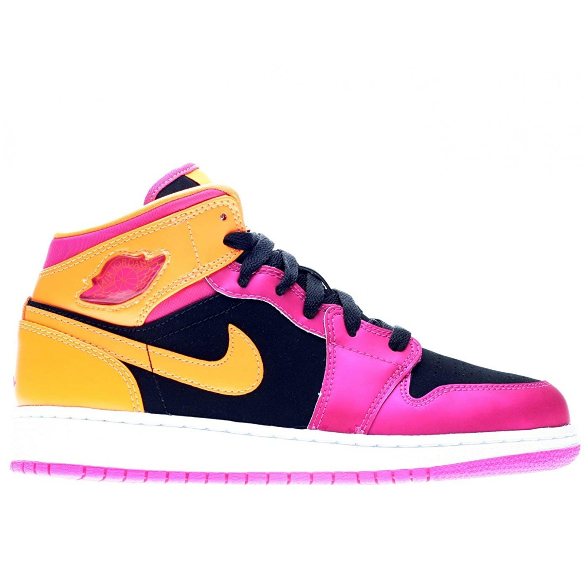 nike air jordan 1 mid enfants