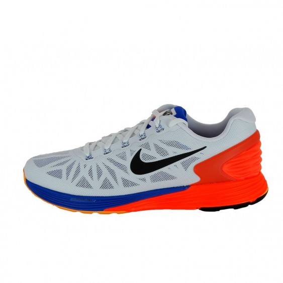 NIKE Basket Nike Lunar Glide 6 - 654433-101