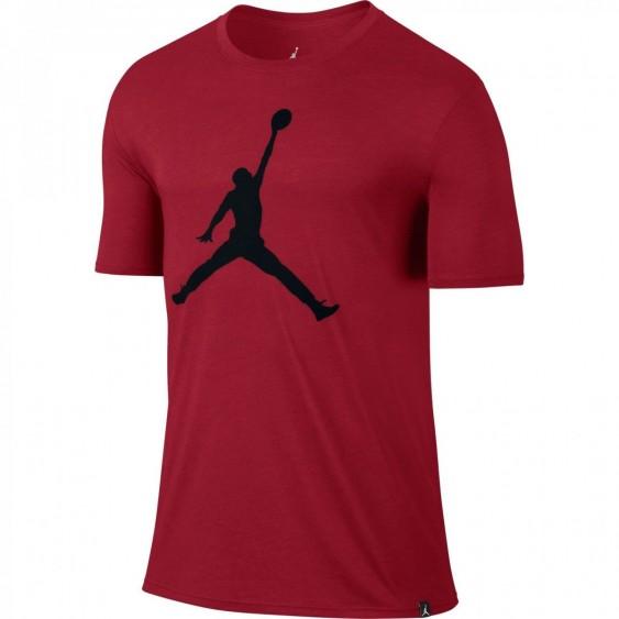 NIKE Tee-shirt Nike Jordan Iconic Jumpman Logo - 834473-687