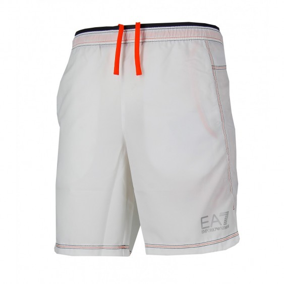 EA7 Short EA7 Emporio Armani (Blanc)