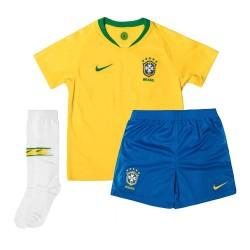 Brasil CBF Stadium Home 2018