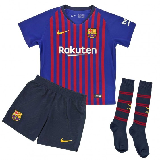 FC Barcelona Home 2018/2019 Cadet