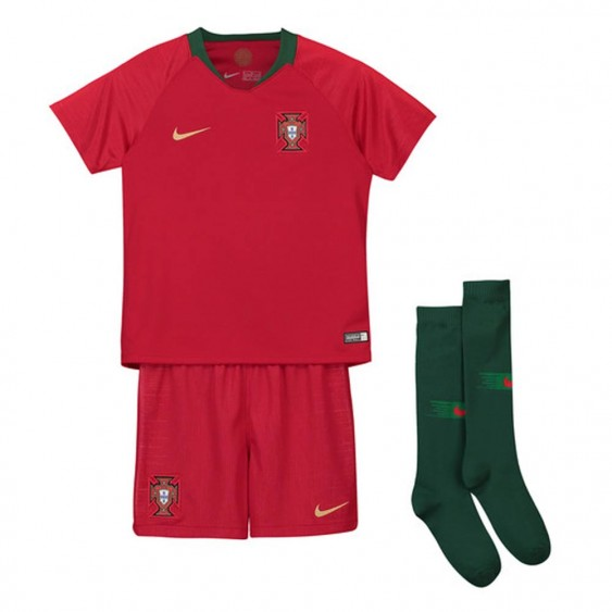 Portugal Home 2018/2019 Cadet