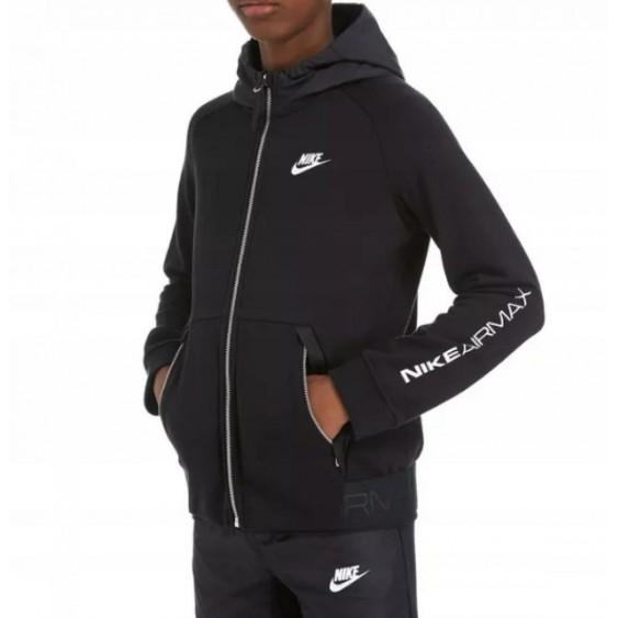 Sweat à capuche Nike Air Max Junior