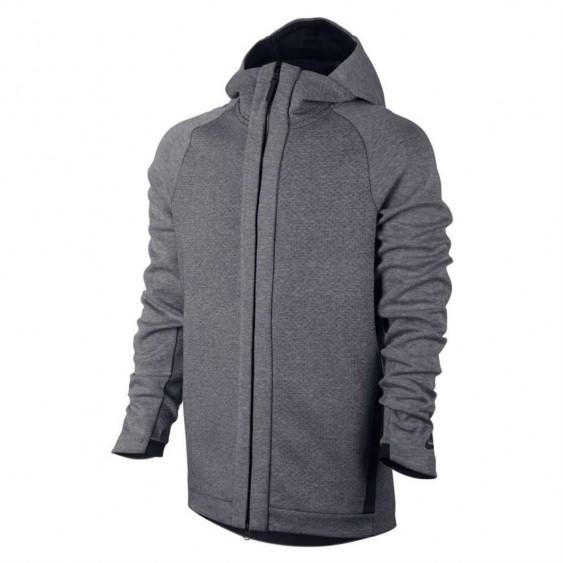 NIKE Sweat Nike Sportswear Tech Fleece - 832112-091