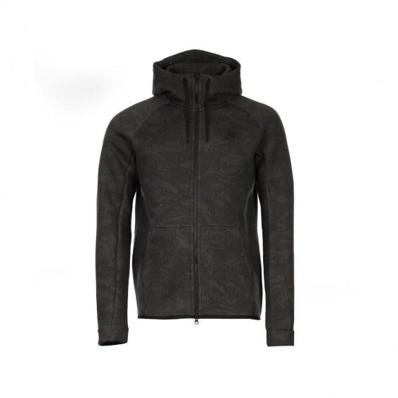 NIKE Sweat à capuche Nike Sportswear Tech Fleece - 863814-038
