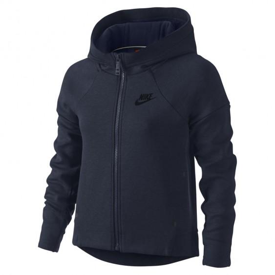 NIKE Sweat Nike Tech Fleece Full-Zip Junior - 807563-473