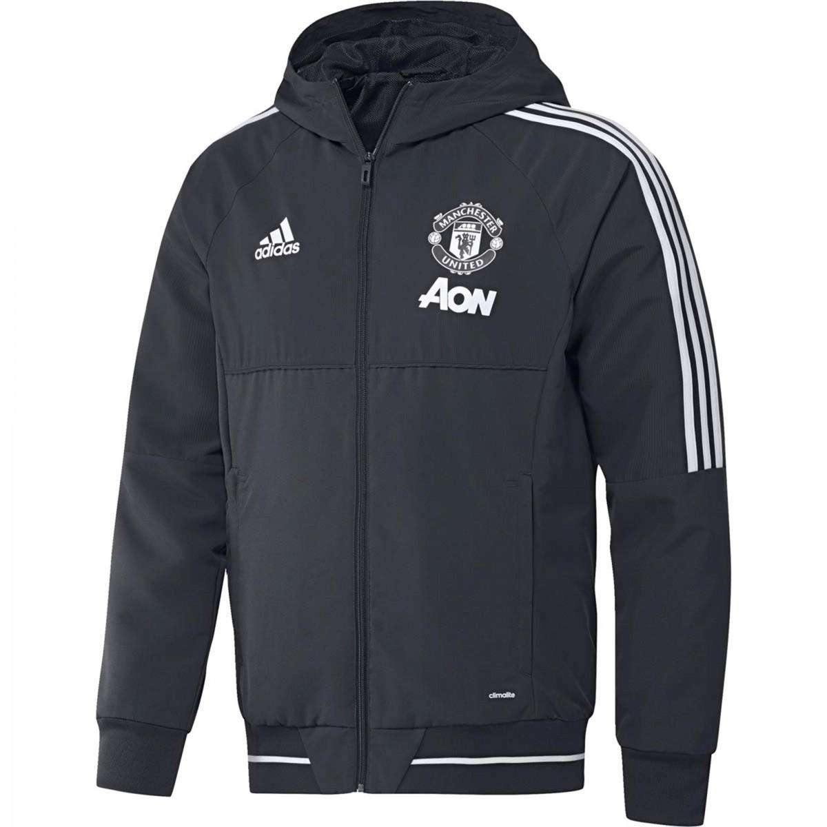 Veste de football adidas performance Manchester United FC