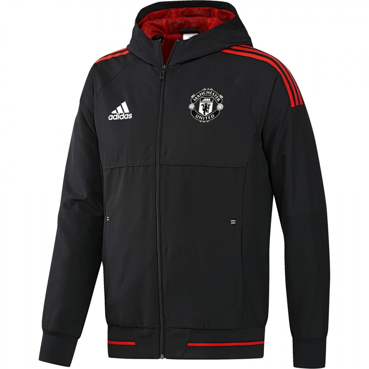 Veste de football adidas performance Manchester United FC